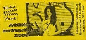 2008-2009 Filmliga Hengelo periode 4 maart - mei
