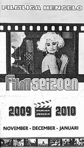 2009-2010 Filmliga Hengelo periode 2 november - januari