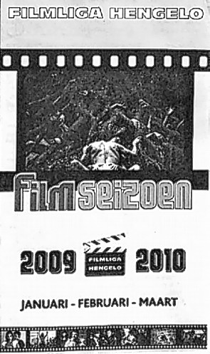 2009-2010 Filmliga Hengelo periode 3 januari - maart