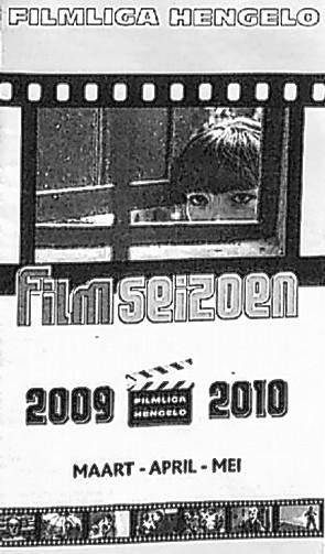 2009-2010 Filmliga Hengelo periode 4 maart - mei