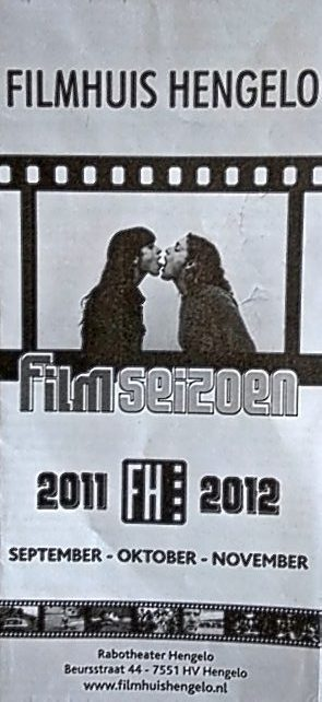 2011-2012 Filmhuis Hengelo periode 1 september - november