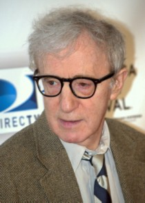 Woody Allen CC BY 3.0