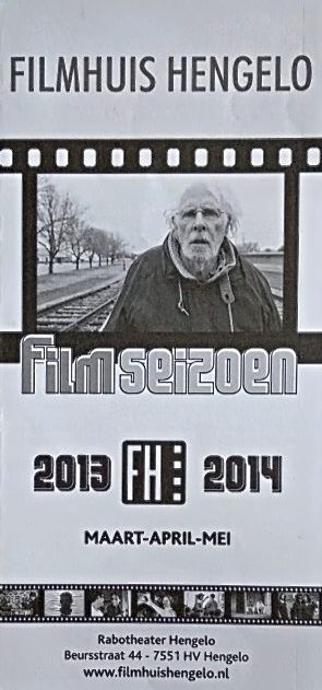 2013-2014 Filmhuis Hengelo periode 4 maart - mei