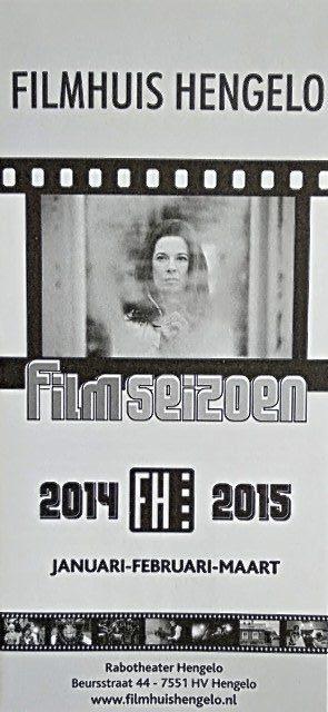 2014-2015 Filmhuis Hengelo periode 3 januari - maart