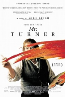 2015: Boek+Film Mr. Turner